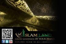 ISLAMLAND.COM / EXPLORE ISLAM IN ALL LANGUAGES