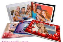 Fotolibri / Raccogli i tuoi ricordi all'interno di fotolibri stampati con le tue foto. Scoprili in diversi formati, modelli e materiali.  http://www.fotoregali.com/album-foto/fotolibri