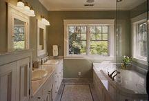 bathroom / by Erin Darling
