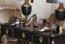 Cossmo shoes by Speksnijder Bruidsmode / Voor de mooiste bijpassende schoenen is Cossmo fantastisch. De kleur van de schoenen worden in dezelfde kleur als de collectie trouwpakken gemaakt, mooier kan niet! Speksnijder Bruidsmode heeft diverse modellen op voorraad.