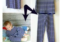 pyjamas en jersey