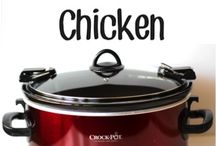 Crockpot Recipes / by Erin Marie
