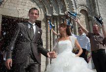 Mariage / La photographie de mariage ...une grande part de notre métier