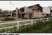 Houses and interior design