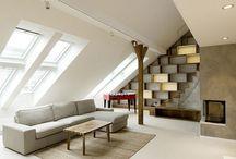 Roof space/loft