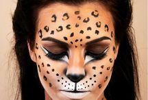 animale makeup