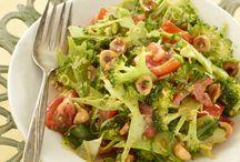 Recipes - salad / by Kristy Davis