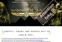 Wands of Ra