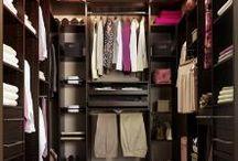 Walk in dream closet