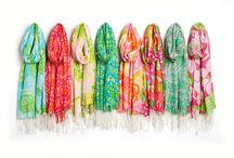 scarves / by Sarah Rupert