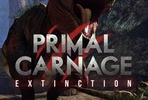 Primal Carnage / This is game about dinosaurs (Its really good!)