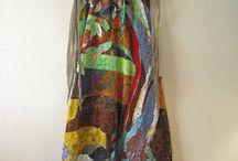 Vestimenta bohemia campestre