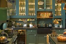 Mary Jo / Ting Victorian Kitchen