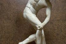 Antic statue