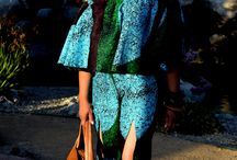 African Prints for the Summer / Adding a little twist to African prints!