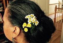 Flowers in My Hair / I love nature. So why not wear it in my hair?