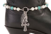 Boot bracelets and jewelry