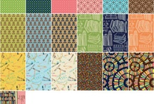 Quilt fabrics - my digital stash / by Katie