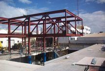 Trabajos / Rejas cortinas estructura metalica remolques