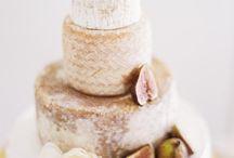 Bon Appetit | 10 Wedding Cake Trends | cheese wedding cake | Lisa O'Dwyer