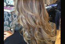Beautiful hair colours
