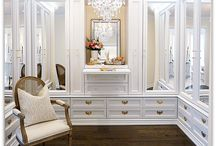 Closets and dressing room