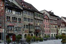 Rhein falls trip