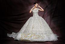 Свадебные платья Укршик