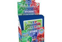 PJ Masks / Merchandise based on the cartoon PJ Masks.