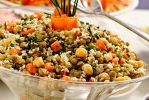 Saladas incríveis