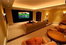 Home Theater - Home Design Ideas