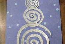 Graphisme les spirales