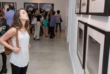 El público disfruta de VIK MUNIZ BUENOS AIRES / El público disfruta las obras de Vik Muniz en su primera exposición en Argentina. Vení vos también a conocerlas >> http://untref.edu.ar/muntref/vik-muniz/