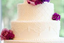 Wedding Cake Ideas / by Jennifer McGrew