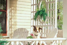 patio ideas / by april wolfe