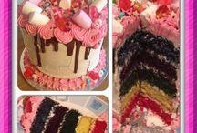 Everyday treats / Yummy cakes for everyday