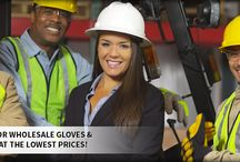 Sara Glove / Sara Glove is a Worldwide Distributor of industrial & safety supplies such as work gloves, high visibility wear, disposable clothing, coveralls, shoe covers, hard hats, eye wear, rainwear, umbrellas, boots & more! Contact us today for wholesale bulk discounts. www.saraglove.com