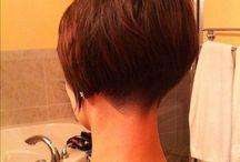 Hår frisurer