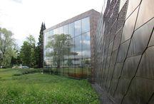 Seinäjoen pääkirjasto / Seinäjoki Main library / Kuvia pääkirjastosta / Pictures of the main library