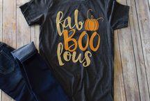 fall t shirts