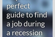 A quasi perfect guide to find a job during a recession period