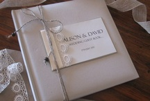 MemoryLaneBooks / Creative Hand-Crafted Guest Books for all Party Occasions :D