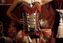 shooting circus cabaret