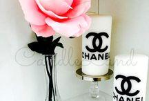 Bougies Chanel