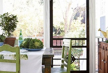 Screened Porch / Time to redecorate