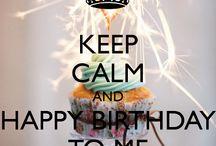 Happy  Birthday!!! / by Robina Clemena Dolan