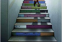 Escadas Inspiradoras / Tipos de Escadas e 68 Modelos Inspiradores e Modernos!