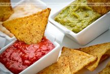 Dip, Sauces & Paste / dipy sosy pasty