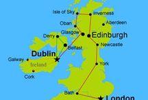 England Ireland Scotland