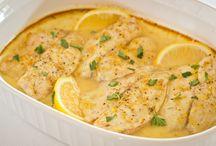 Yummy Things: Fish & Shellfish